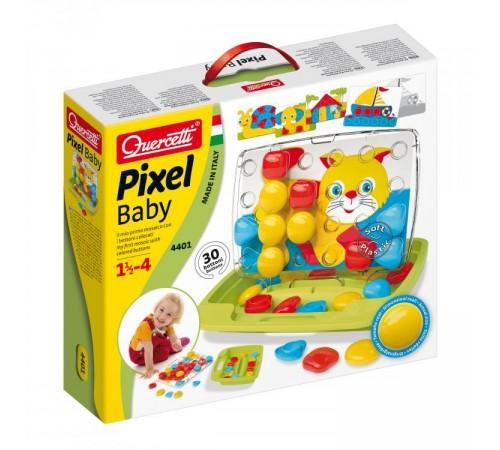 Детскиймагазин в Кишиневе в Молдове quercetti 4401 Мозаика pixel baby