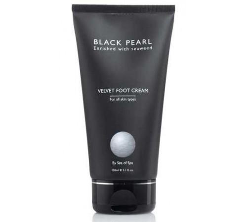 black pearl Питательный крем для ног (150 мл.) 314446