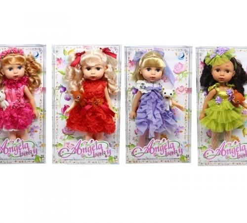 Детскиймагазин в Кишиневе в Молдове op ДД01.19 Кукла (31cm)  (4)