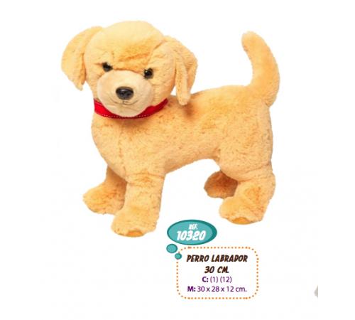 Детскиймагазин в Кишиневе в Молдове artesania beatriz 10320 Мягкая игрушка собачка 30 см