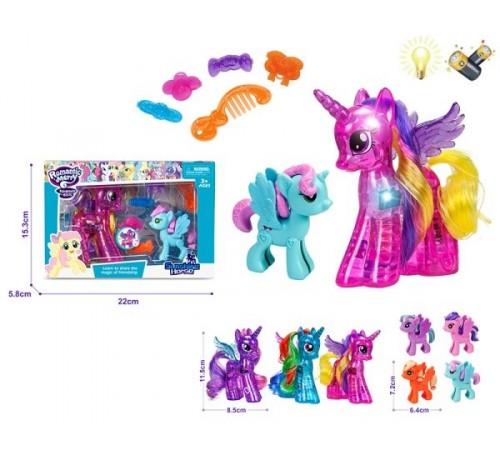 Jucării pentru Copii - Magazin Online de Jucării ieftine in Chisinau Baby-Boom in Moldova op ДЕ04.30 set de joc cu ponei
