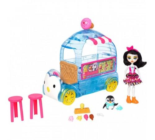 """Детскиймагазин в Кишиневе в Молдове  Набор """"Фургончик с мороженым"""" enchantimals fky58"""