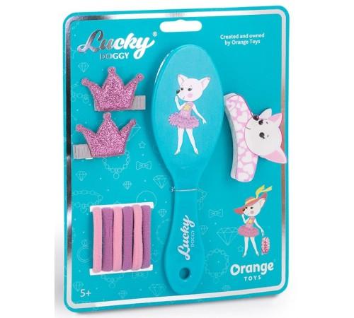 orange toys set de accesorii pentru păr lda5001