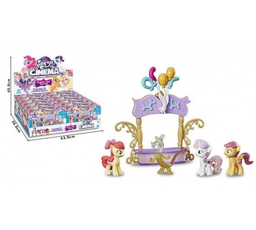 Jucării pentru Copii - Magazin Online de Jucării ieftine in Chisinau Baby-Boom in Moldova op МЕ12.77 castel pentru ponei in sort.