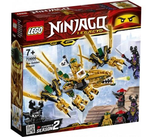 """lego ninjago 70666 constructor """"dragonul de aur' (171 el.)"""