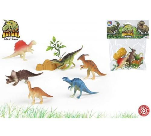 Детскиймагазин в Кишиневе в Молдове color baby 24646 Набор Динозавров animal world