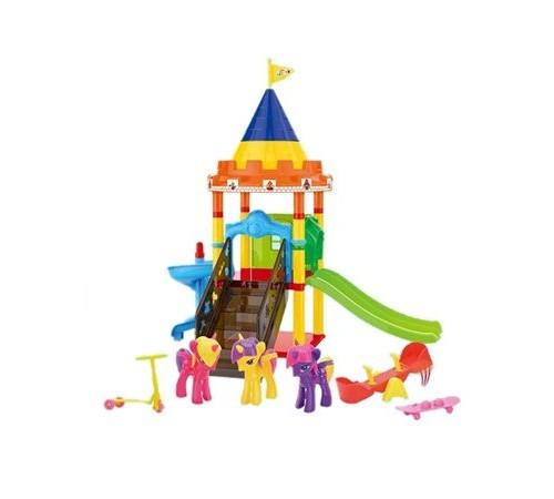 Jucării pentru Copii - Magazin Online de Jucării ieftine in Chisinau Baby-Boom in Moldova op МЕ12.79 castel pentru ponei