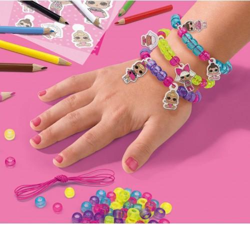 ses cretive 14196s Набор творчества l.o.l. charm bracelets