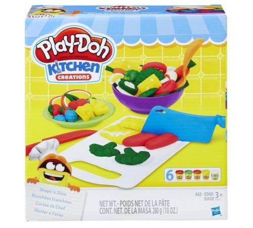 """Детскиймагазин в Кишиневе в Молдове play-doh b9012  Игровой набор   """"Приготовь и нарежь на дольки"""""""