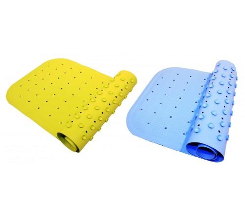 roxy bm-34576 Резиновый коврик для ванны с отверстиями (в асс 2)