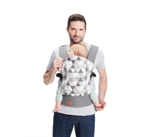 kinderkraft Эрго-рюкзак nino  серый