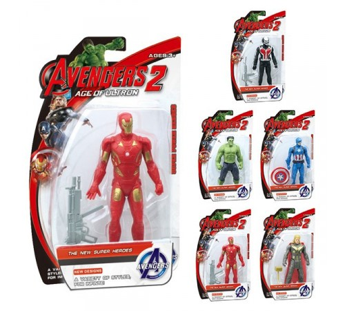 op МЕ12.84 figura superhero in sort.