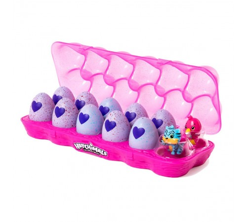 """Детскиймагазин в Кишиневе в Молдове hatchimals 6038311 Набор """"colleggtibles"""" контейнер, 12 яиц с фигурками"""