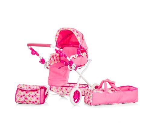 chipolino коляска для куклы gabby kzkg01801fg