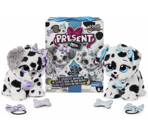 "present pets 6060959 Интерактивная игрушка ""dalmatian puppy"""