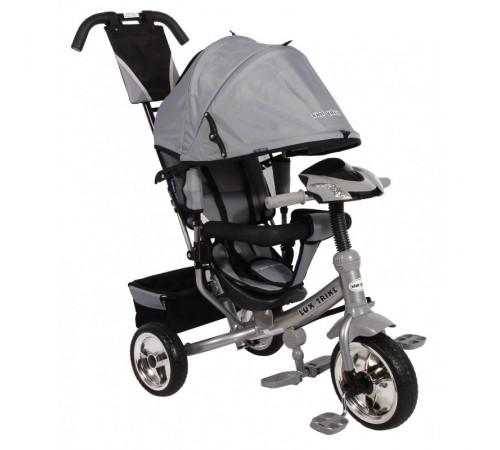 baby mix ur-xg6519-t16g triciclu lux gri