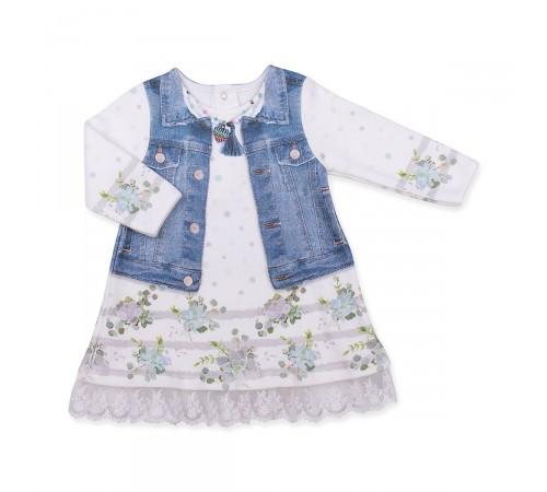 Одежда для малышей в Молдове  kitikate s30983 Платье 3d w