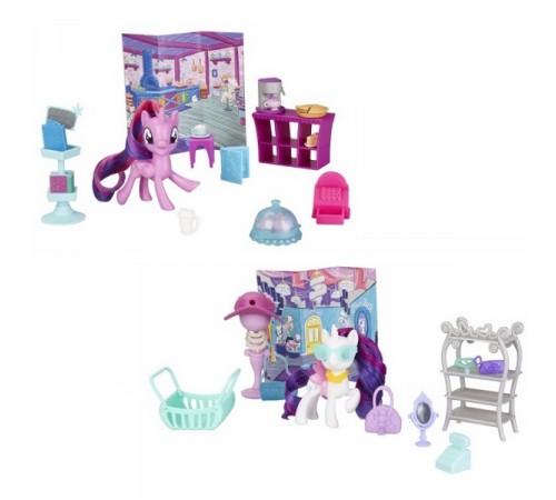 """Детскиймагазин в Кишиневе в Молдове  my little pony e4967 Игровой набор """"Возьми с собой"""" в асс."""