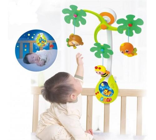 huile toys 818 Карусель  с музыкой и светом