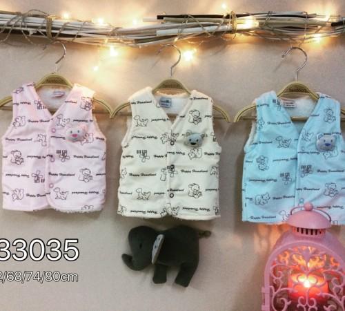 Одежда для малышей в Молдове twetoon baby  Безрукавка 133035