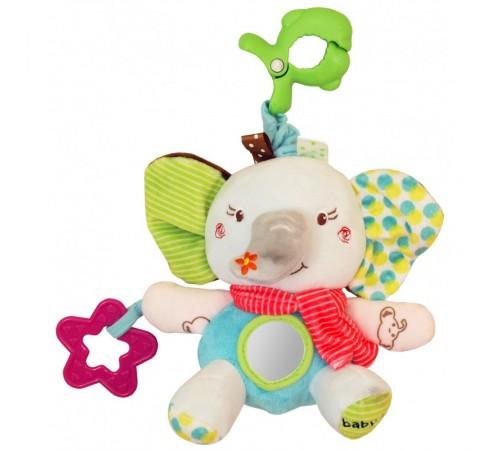 """Детскиймагазин в Кишиневе в Молдове baby mix tk/Р/1174-eu00 Игрушка для путешествия """"Слоник"""""""