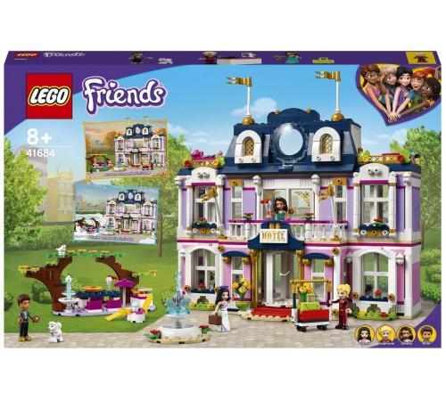 "lego friends 41684 Конструктор ""Гранд-отель Хартлейк Сити"" (1308 дет.)"