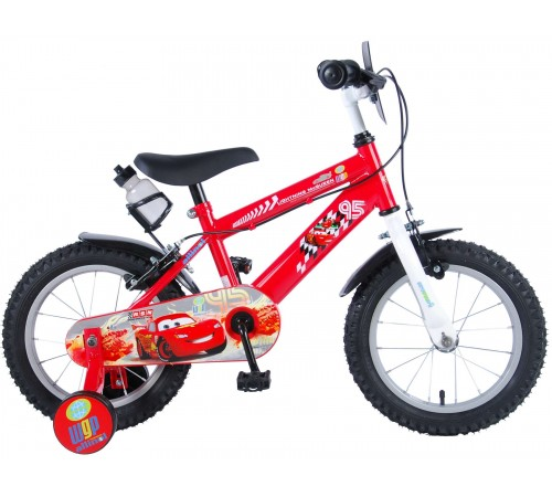"volare 11448-ch-it bicicleta ""disney cars 14"""