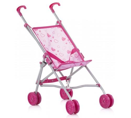 chipolino коляска для куклы sima kzksi0183lh