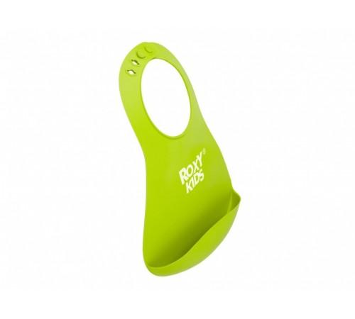 roxy rb-402g Мягкий нагрудник с карманом (зелёный)