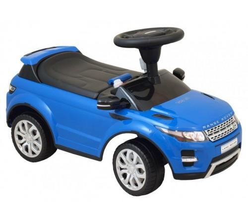baby mix ur-z348b Машина детская range rover синий