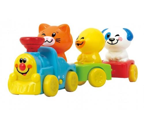 Детскиймагазин в Кишиневе в Молдове playgo 2815 Машинка с животными