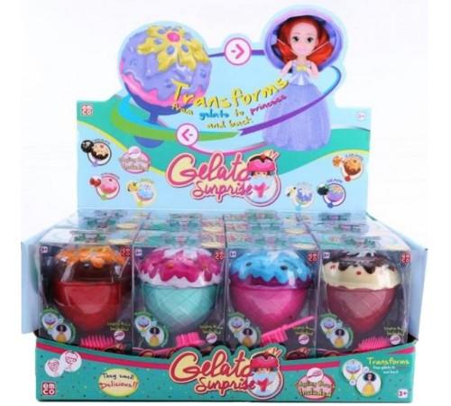 Детскиймагазин в Кишиневе в Молдове cupcake surprise 1098 Кукла серии gelato surprise с ароматом в асс.