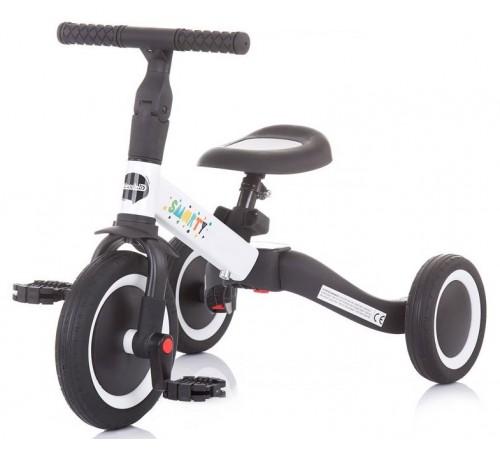 chipolino run bike smarty 2-in-1 trksm0203wh rosu