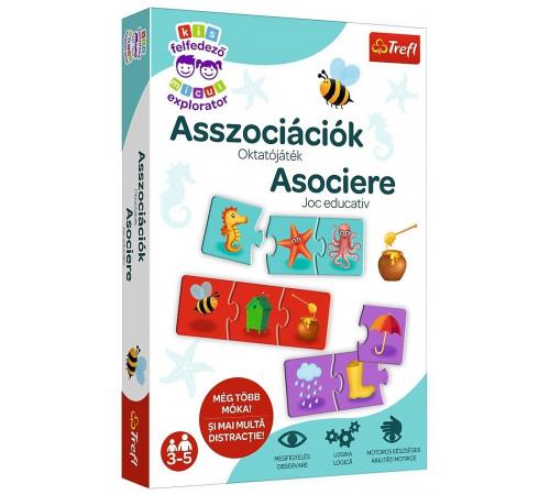 """Jucării pentru Copii - Magazin Online de Jucării ieftine in Chisinau Baby-Boom in Moldova trefl 01984 joc de masa """"micul explorator - asociere"""" (ro)"""