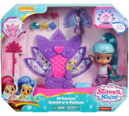 fisher price  dyv97 Набор shimmer & shine