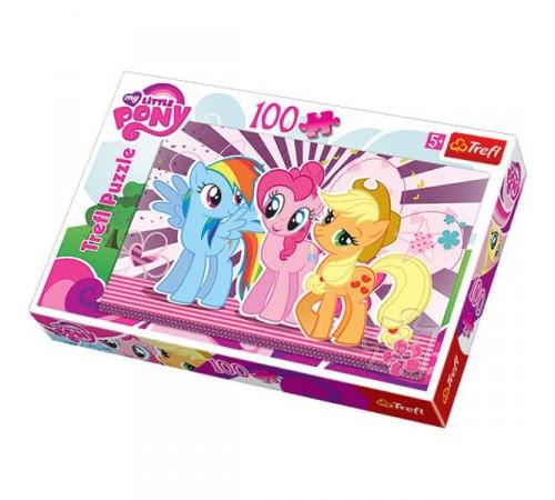 """trefl 16228 Пазлы """"my little pony - Друзья"""" (100 эл.)"""