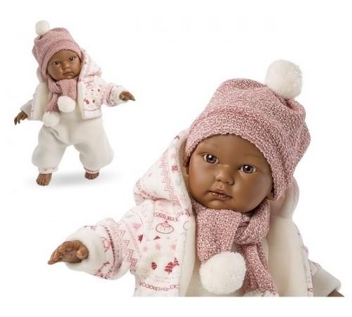 Детскиймагазин в Кишиневе в Молдове llorens Кукла cuqui mulato 30 см 30005