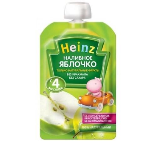 Детское питание в Молдове heinz Пюре Наливное яблочко 100 гр. (4m+)