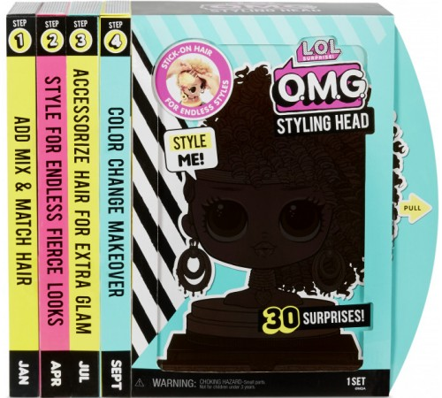 l.o.l. 566229 Кукла-манекен surprise! o.m.g. Королева Пчелка с аксессуарами
