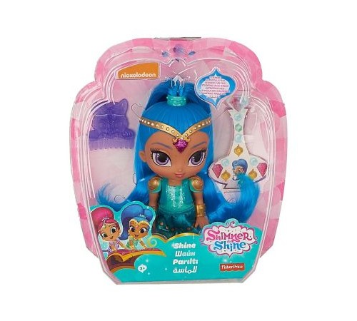 fisher price  dlh55 Базовая кукла shimmer&shine