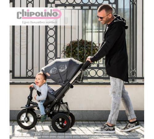"chipolino Трицикл ""bolide"" trkbld02103la латте"