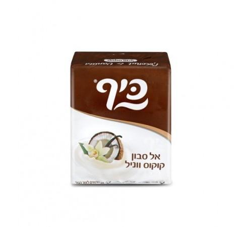 20.27 Твёрдое мыло keff cocos&vanilla 4шт/уп. 848826
