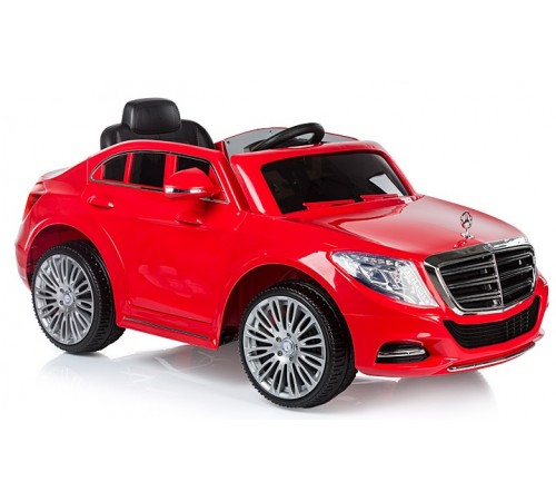 chipolino Машина на аккумуляторе elkmbs173re mercedes benz s class красный