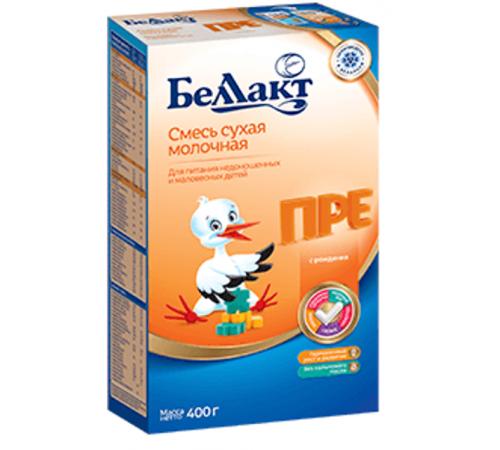 БЕЛЛАКТ- ПРЕ Для недоношенных детей 400 гр.