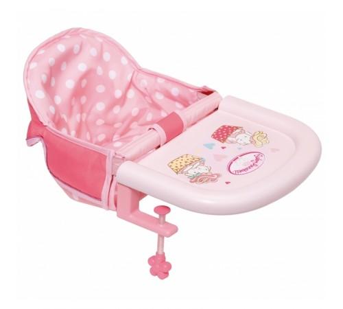 Детскиймагазин в Кишиневе в Молдове zapf creation 701126 Стульчик для кормления baby annabell