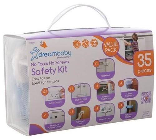 dreambaby g708e Набор для безопасности ребенка в доме (35 шт.)