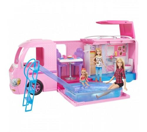 barbie fbr34 Трейлер для путешествий Барби