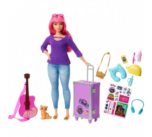 "barbie fwv26 Кукла Дейзи серии ""Путешествия"""