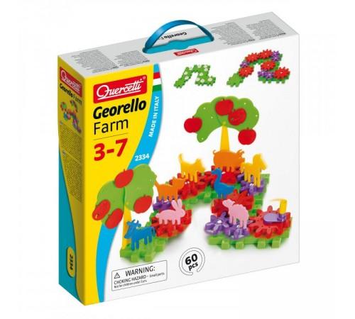 quercetti 2334 Конструктор georello farm