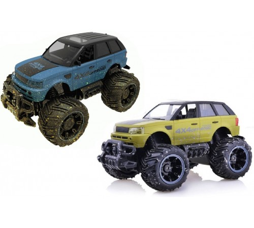 "crazon 17mud02b automobil cu radio control  ""off-road car 1:14"""